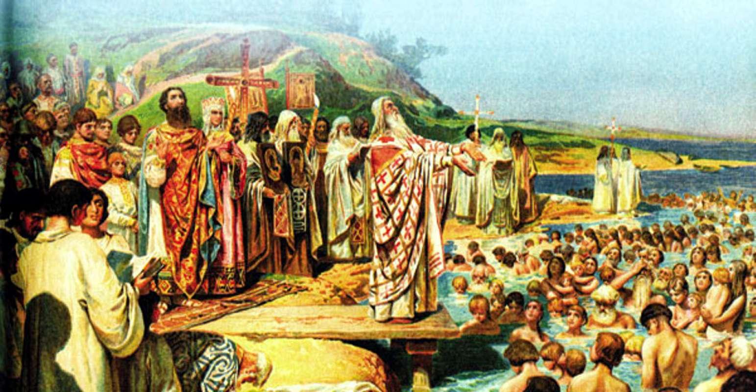 Крест против Перуна - почему русичи выбрали веру врагов?