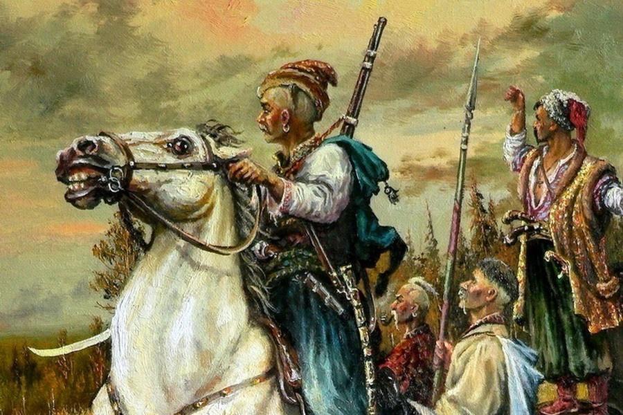 Гайдамаки: казаки-разбойники