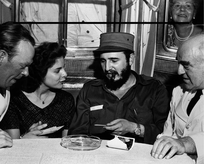 Фидель Кастро: дамская охота на команданте