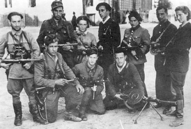 «Нокмим» - охотники за нацистами