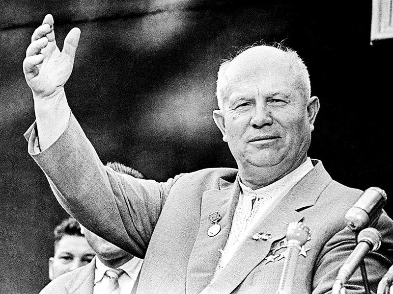 Диктатура пролетариата - почему Хрущев отказался от нее в 1961 году