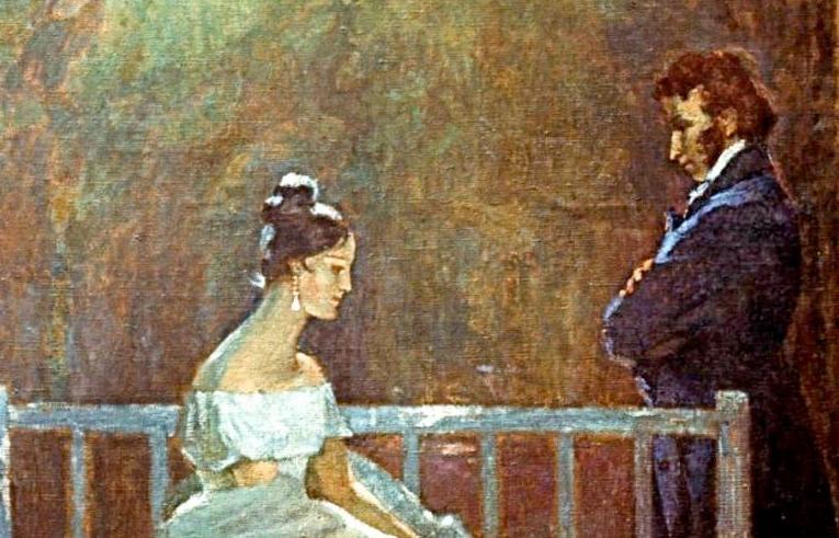 «На месте Пушкина я бы не писал ей стихов», - говорил об Анне Керн Тургенев