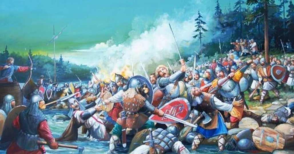 Шелонская битва - как новгородцы «протакали» свою независимость