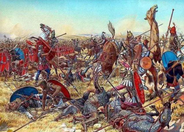 Парфянская стрела - страна рабов и беглецов создала лучшую армию античного мира