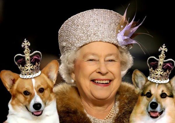 Необычные подарки для королевы