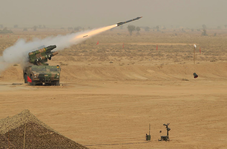 ЗРК малой дальности «Хун Ци-7» (HQ-7)