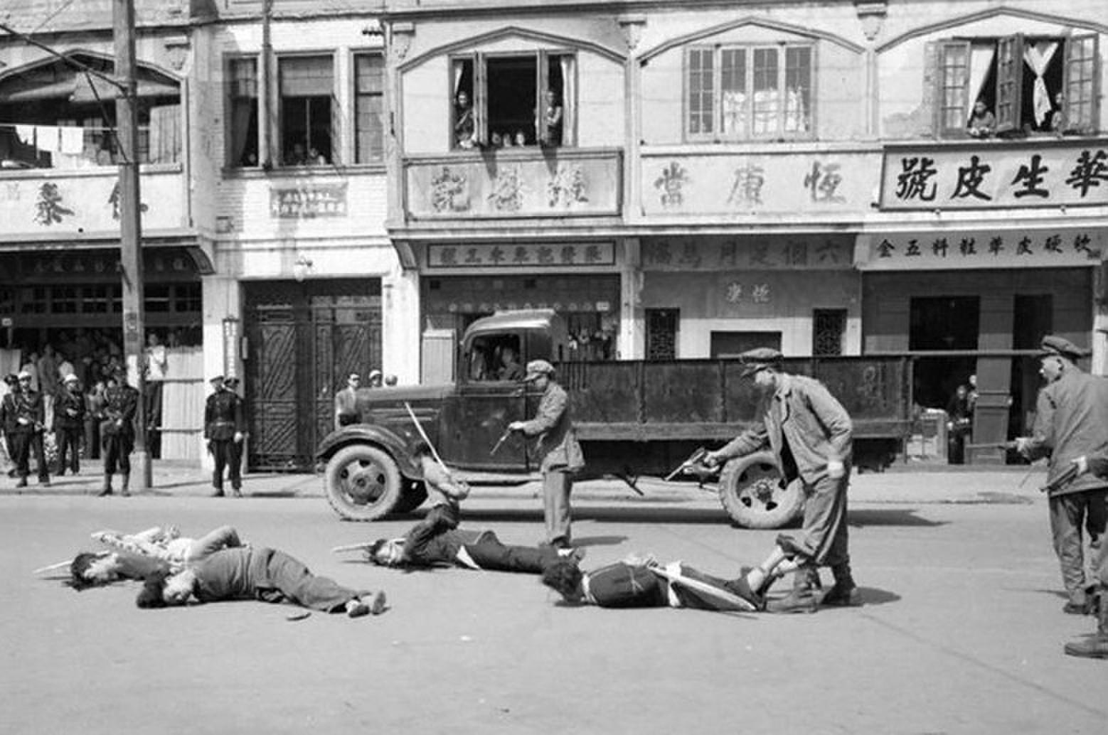 «Инцидент 228» - бойня с властями на Тайване