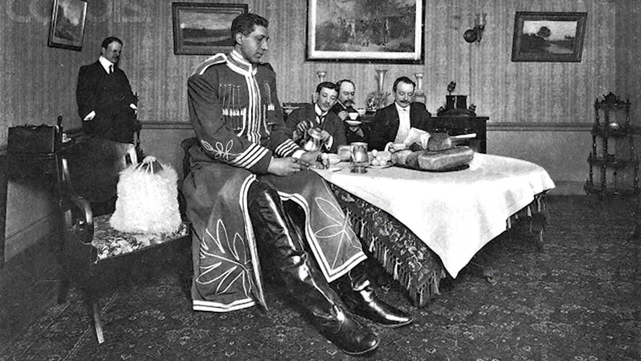 Великан из Российской империи