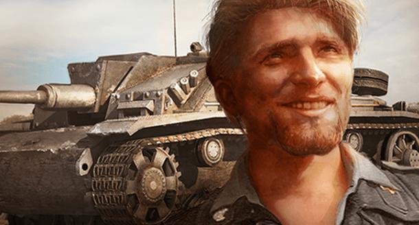 Курт Книспель - последний бой танкового аса
