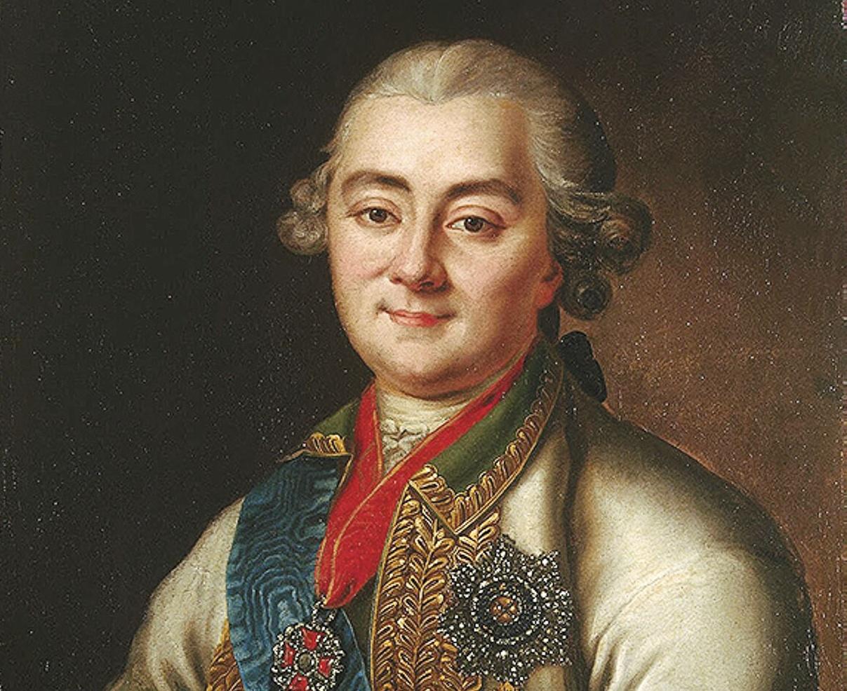 Де Рибас - основатель Одессы