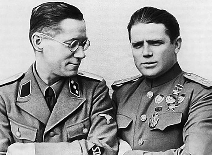 Агент Таврин - неудавшееся покушение на Сталина