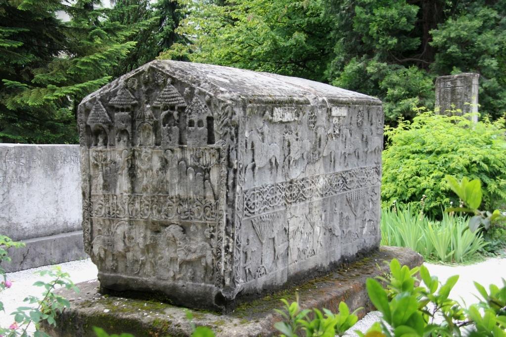 Балканские стечки - таинственные надгробия Средневековья