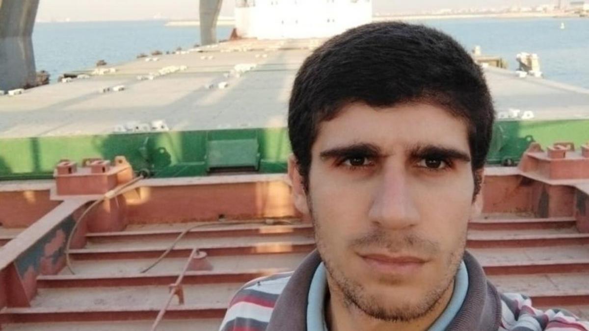 Мохаммед Аиша - четыре года на брошенном судне