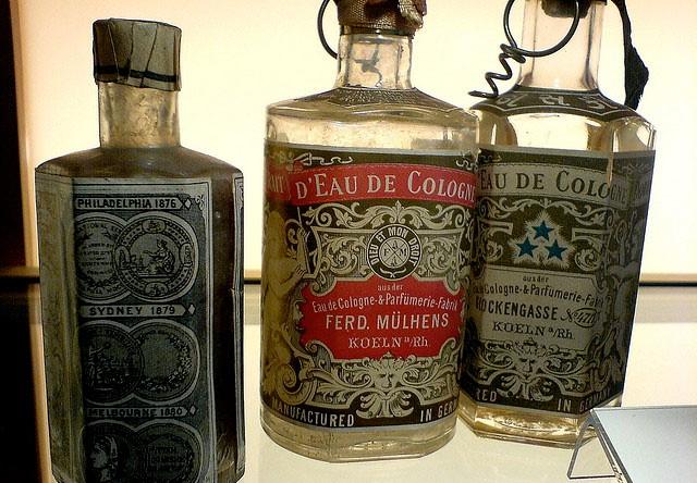 Вкусный и полезный одеколон... Придуманный парфюмером состав сразу понравился любителям выпить