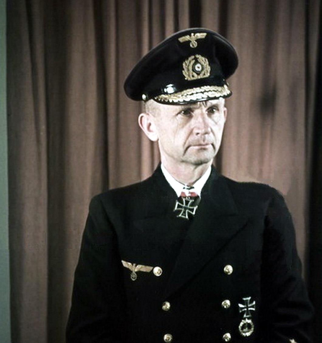 Адмирал Дёниц - гроза Атлантики и преемник Гитлера