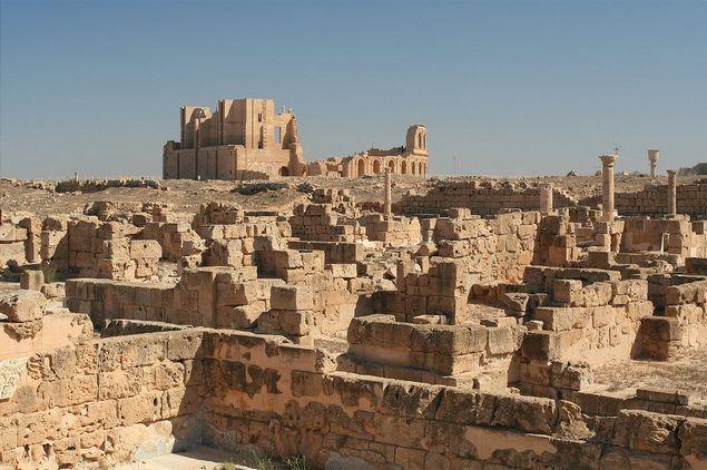 За что финикийский город любили Септимии Север и Муссолини?