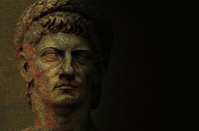 Клавдий на троне. Объект насмешек стал одним из самых эффективных правителей Древнего Рима