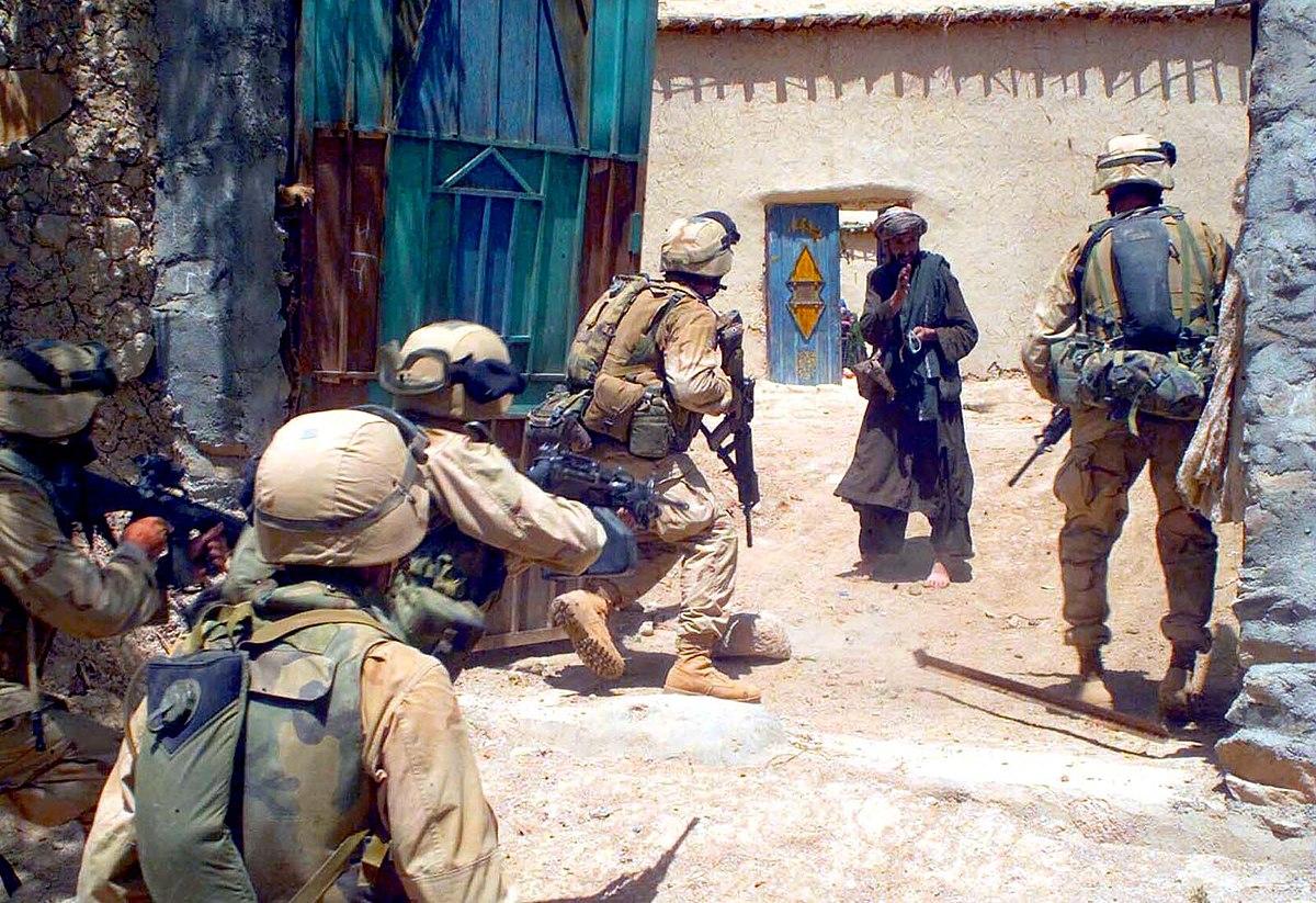 Спецназ против талибов. Кровавый штурм Мазари-Шарифа