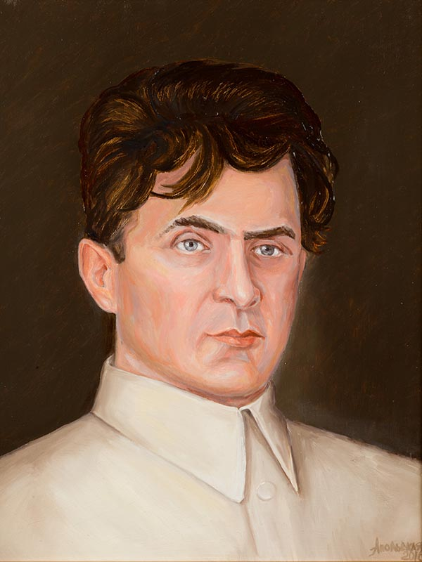 Григорий Каминский - первый из первых