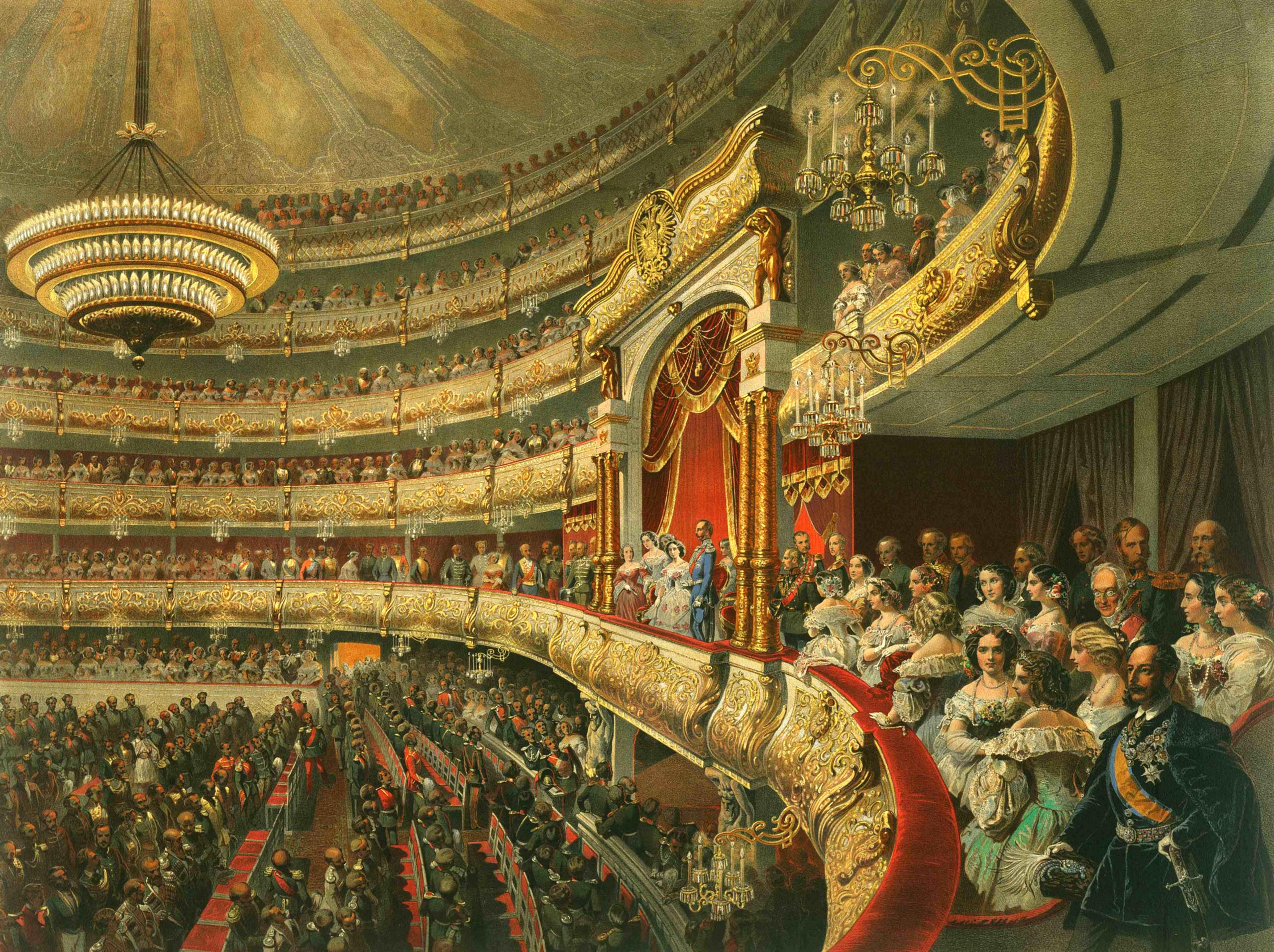 Театр Его Величества