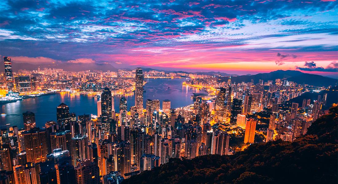 Гонконг: Китай, да не тот