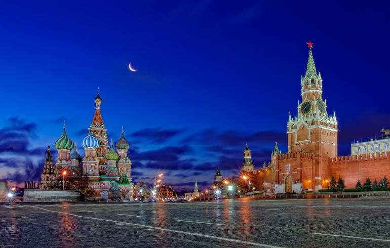 Как хотели назвать Москву