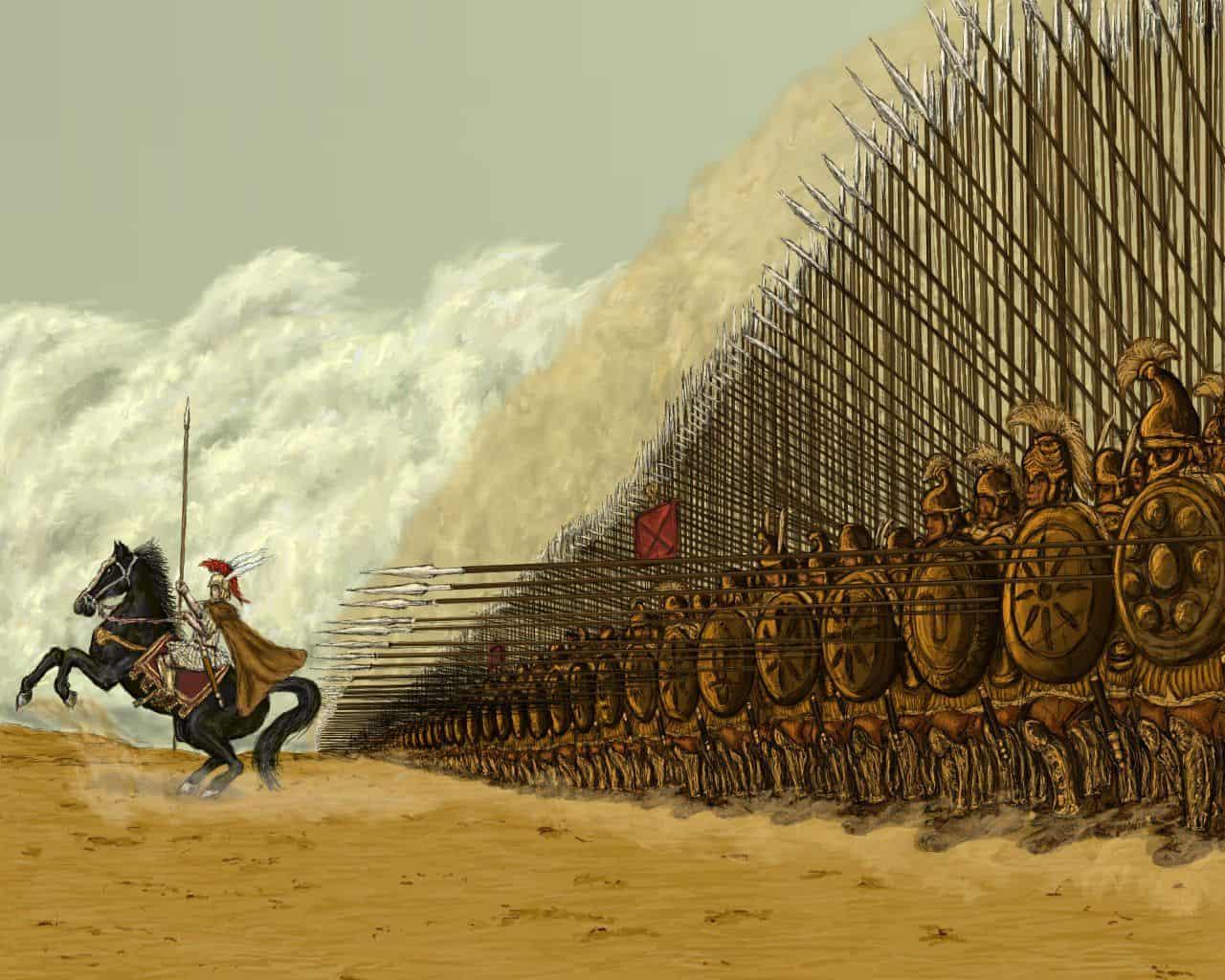 Чудо-оружие Македонского. В чем заключался секрет непобедимости великого завоевателя?