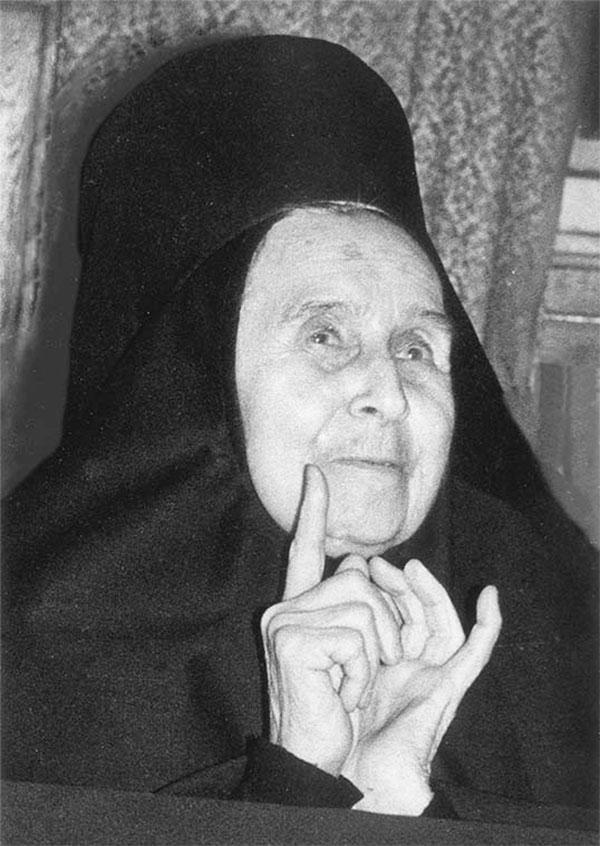 Астроном Елена Полонская в конце жизни приняла монашеский постриг