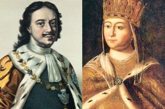 Царь и Евдокия: от любви до ненависти